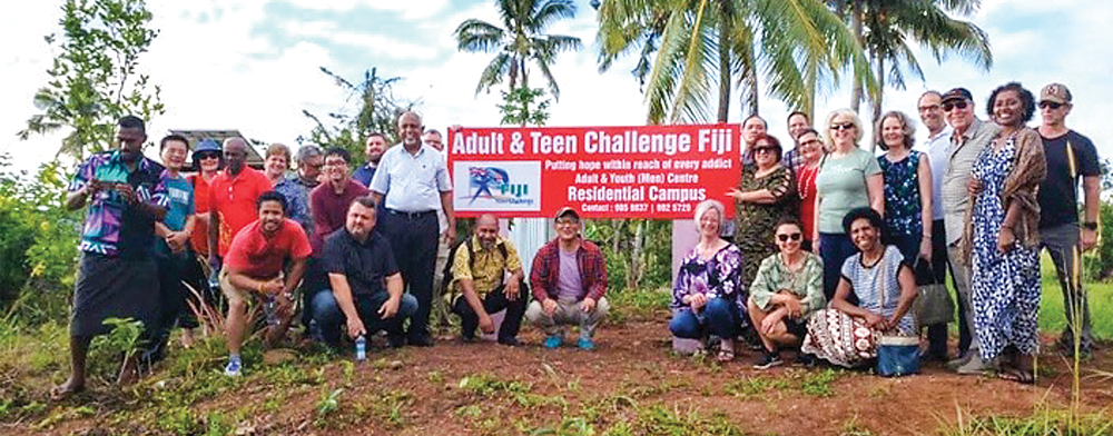 Fiji Ground Breaking 2